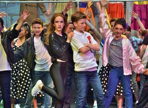 Loretto Junior School's production of Grease!