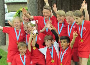 Loretto Junior School Cricket Champions!