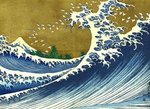 Daniel's short film on Hokusai has been shortlisted for the SPoKE award.