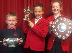 Loretto Junior School Golf Championship Prize Giving.