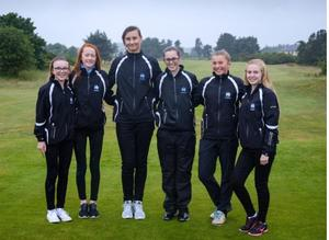 Independent school and golf academy scotland