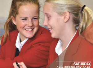 Our next Open Morning takes place this Saturday, 24th February.